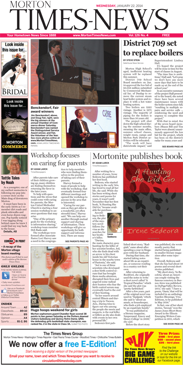 Morton Times-News